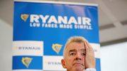 Ryanair zapowiada masowe zwolnienia z pracy