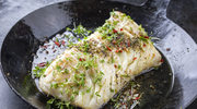 Ryba z rzeżuchą