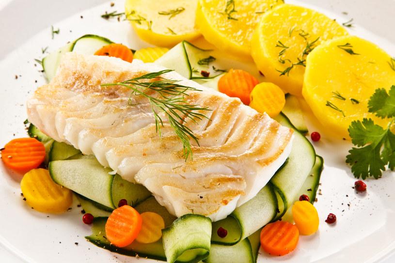 Ryba Pieczona W Sosie