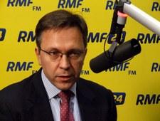 """Rybiński: W Brukseli zajęli się """"eurociotowaniem"""""""