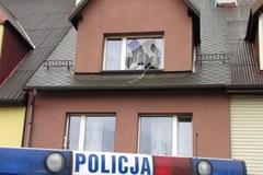 Rybnik: W tym domu doszło do strzelaniny