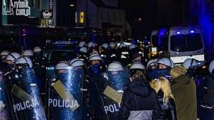 Rybnik: Zamieszki przed otwartym klubem