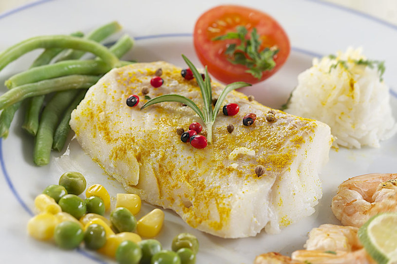 Ryby i warzywa /©123RF/PICSEL