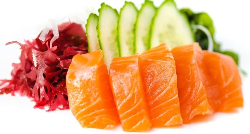 Ryby są pożądane w diecie /123RF/PICSEL