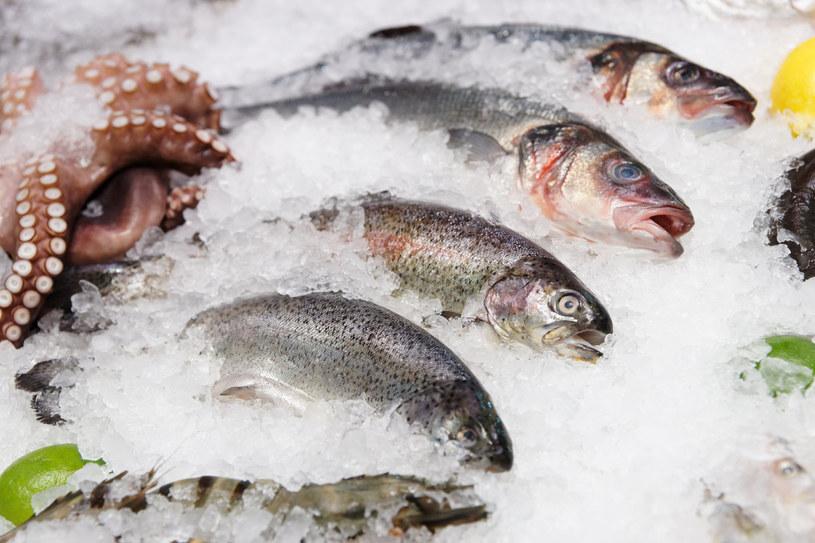 Ryby w kuchni - co zrobić, by zachowały świeżość? /123RF/PICSEL