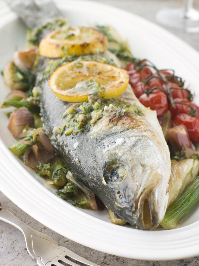 ryby zdrowe tłuszcze /© Photogenica