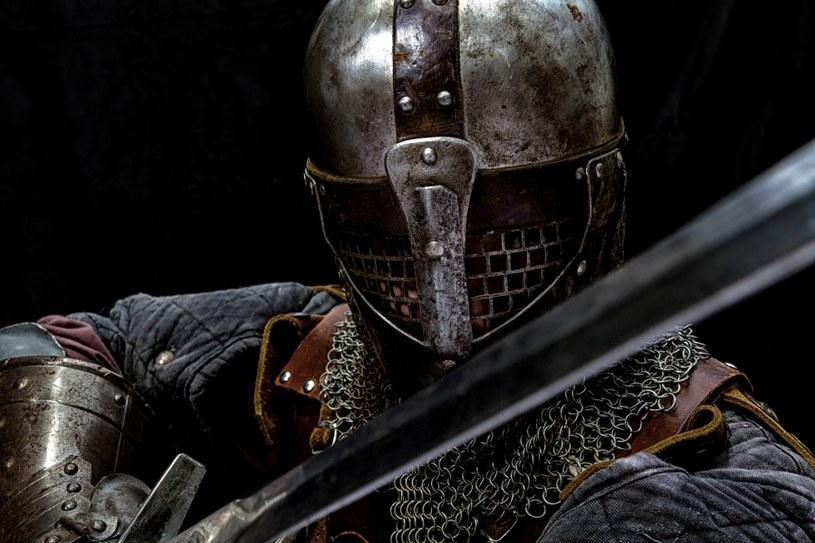 Rycerz miał bronić króla /©123RF/PICSEL