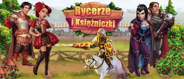Rycerze i Księżniczki Click.pl /INTERIA.PL