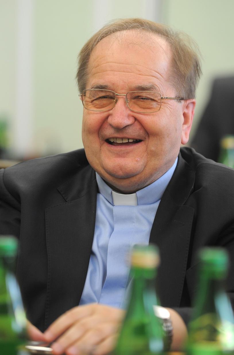 Rydzyk /Witold Rozbicki /Reporter