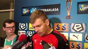 Rymaniak po meczu Korona - Jagiellonia. Wideo