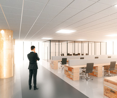 Rynek biurowy odbija się od dna