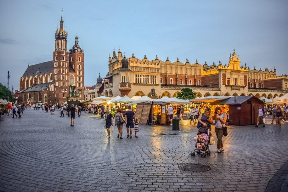 Rynek Główny w Krakowie /foto. pixabay /