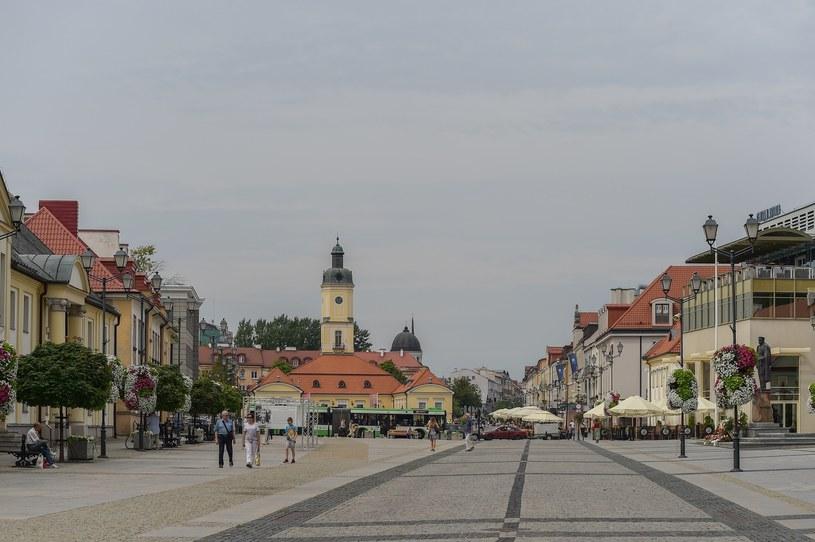 Rynek Kościuszki w Białymstoku; zdj. ilustracyjne /Paweł Polecki /Reporter