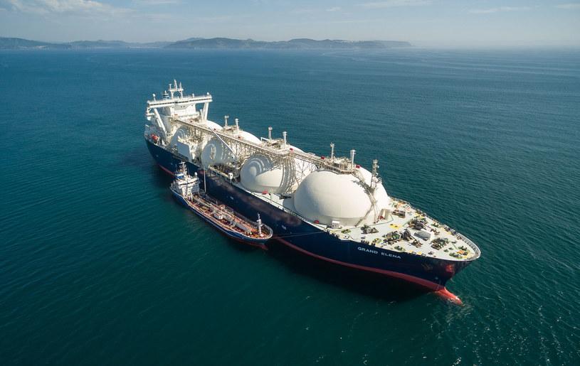 Rynek LNG rośnie, sprzyjają mu zapowiedzi redukcji emisji /123RF/PICSEL
