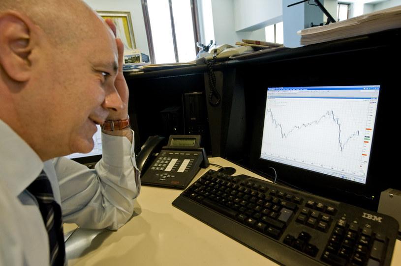 Rynek obserwuje spółki skarbu państwa /AFP
