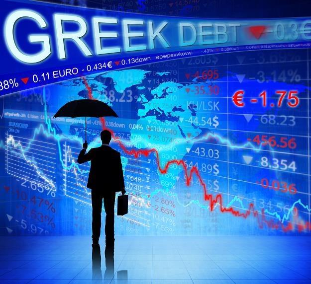 Rynek śledzi doniesienia ws. Grecji /©123RF/PICSEL