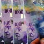 Rynek spekuluje - frank szwajcarski po 3,50?