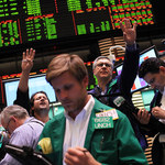 Rynek surowców nerwowy po wzroście rentowności