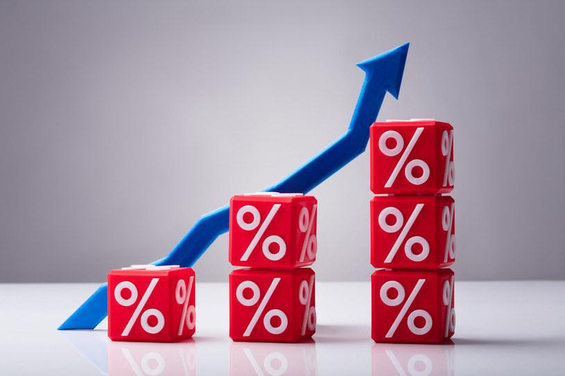 Rynek szykuje sie na wyższe stopy procentowe /123RF/PICSEL
