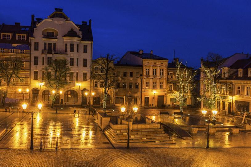 Rynek w Bielsku-Białej /123RF/PICSEL