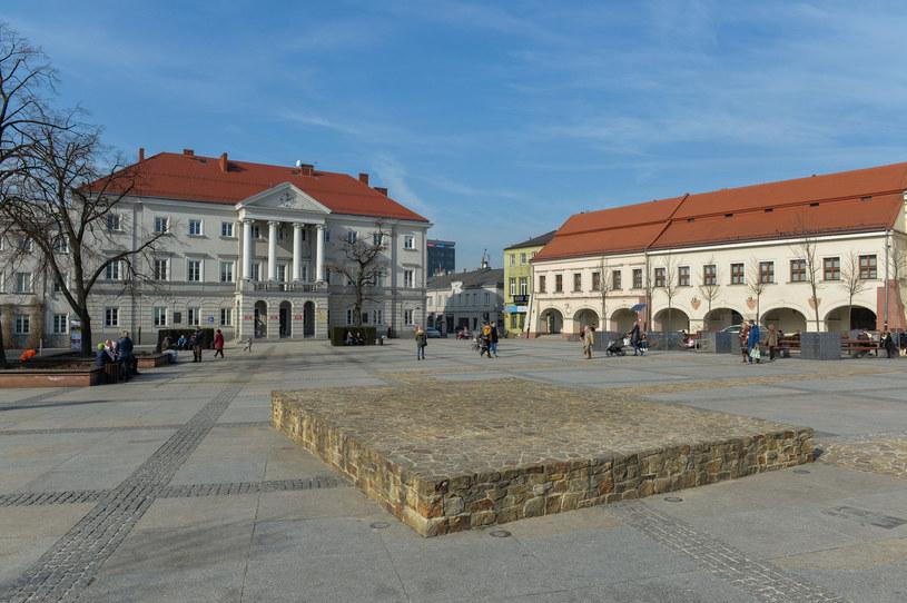 Rynek w Kielcach /GERARD/REPORTER /East News