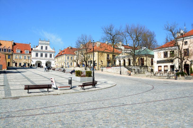 Rynek w Sandomierzu /123RF/PICSEL