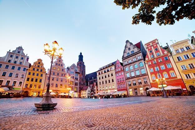 Rynek we Wrocławiu. Zdj. ilustracyjne /©123RF/PICSEL