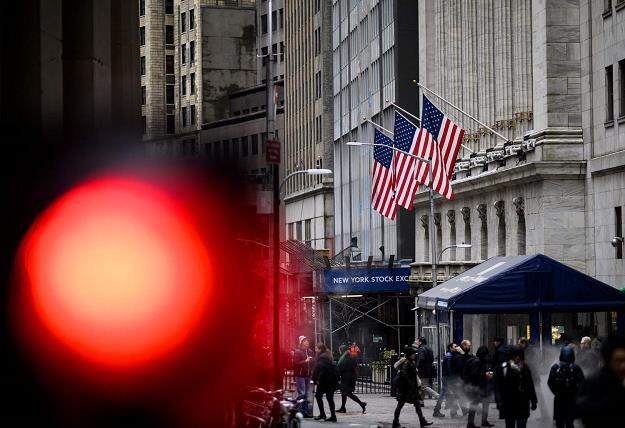 Rynki boją się recesji /AFP