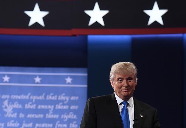 Rynki boją się Trumpa? /©123RF/PICSEL