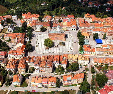 Rynki polskich miast. Rozpoznaj miasto po jednym zdjęciu