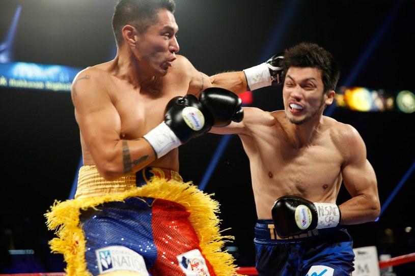 Ryota Murata (z prawej) /AFP