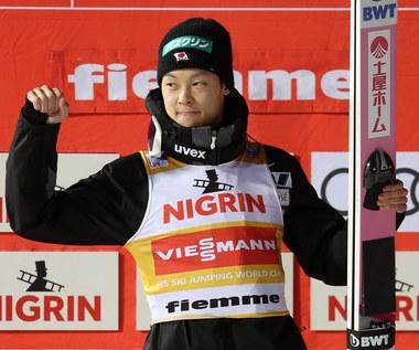 Ryoyu Kobayashi przed szansą na rekord