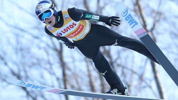 Ryoyu Kobayashi / Grzegorz Momot    /PAP