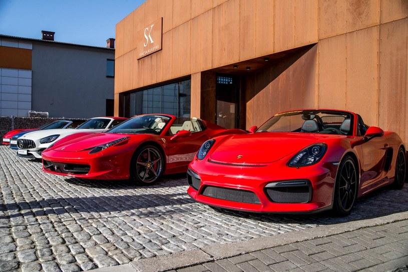 Rys 1 Najczęściej wyszukiwanymi samochodami nie były wcale te, które mamy zamiar kupić, ale takie, o których marzymy. /INTERIA.PL