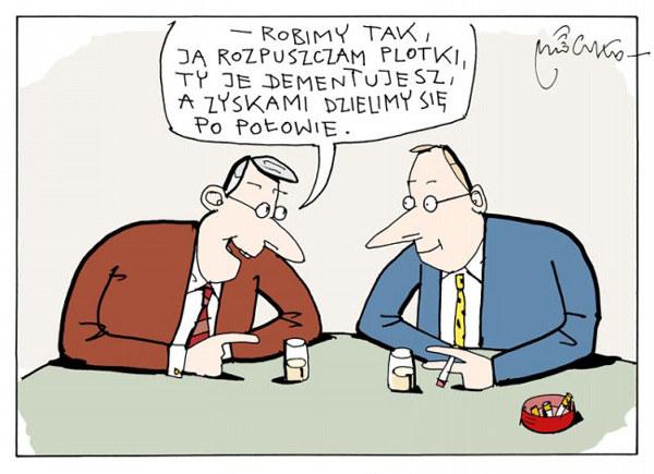 Rys. Andrzej Mleczko /INTERIA.PL
