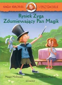 Rysiek Zyga. Zdumiewający Pan Magik /materiały prasowe