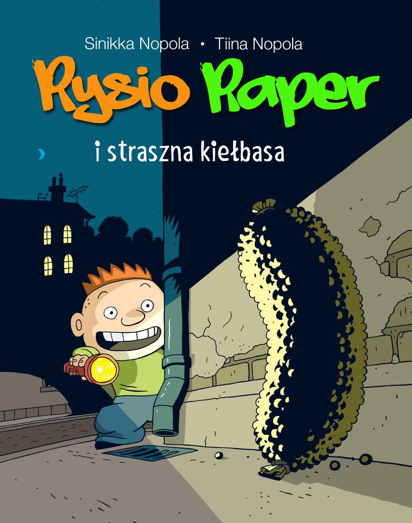 Rysio Raper /INTERIA.PL/materiały prasowe