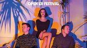 Rysy, Milky Wishlake oraz Agyness B. Marry na Open'er Festival 2015
