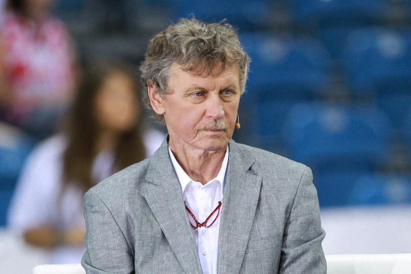 Ryszard Bosek, mistrz olimpijski z 1976 r. z Montrealu / MACIEJ GOCLON / FOTONEWS / NEWSPIX.PL /Newspix