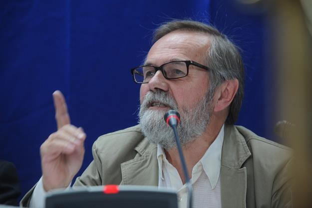 Ryszard Bugaj. Fot. Witold Rozbicki /Reporter