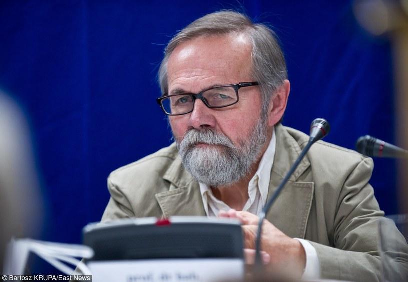 Ryszard Bugaj /Bartosz Krupa /Reporter