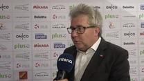 Ryszard Czarnecki: Mistrz Polski będzie bardzo silny. Wideo