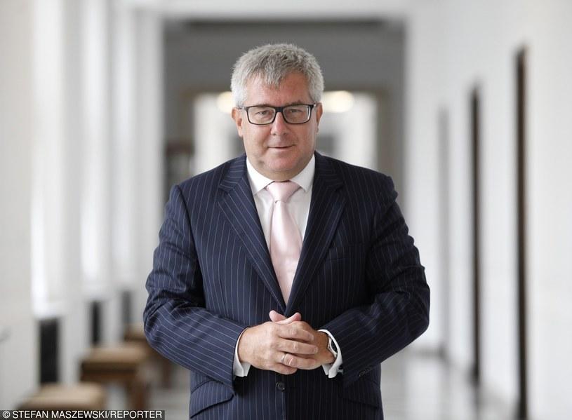 Ryszard Czarnecki. Tajna broń Polski /Stefan Maszewski /Reporter