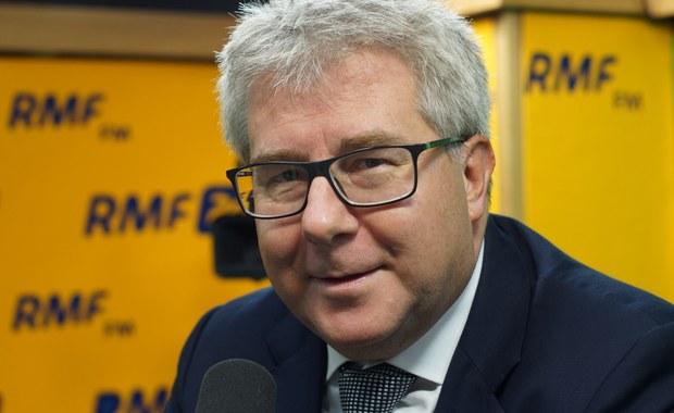 Ryszard Czarnecki: Uważam, że jest miejsce w rządzie dla Antoniego Macierewicza