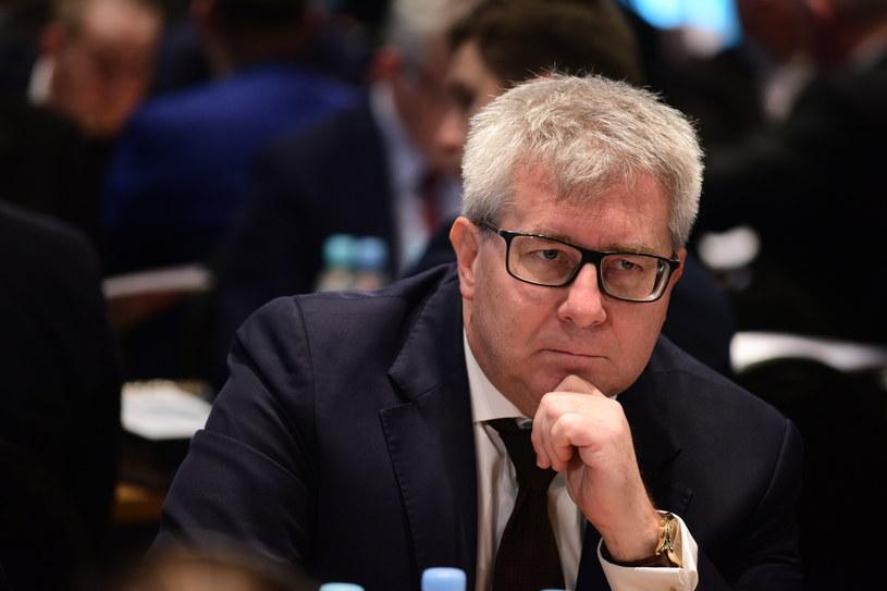 Ryszard Czarnecki znalazł się w składzie unijnej misji na Słowację /Bartek Syta / Polska Press /East News
