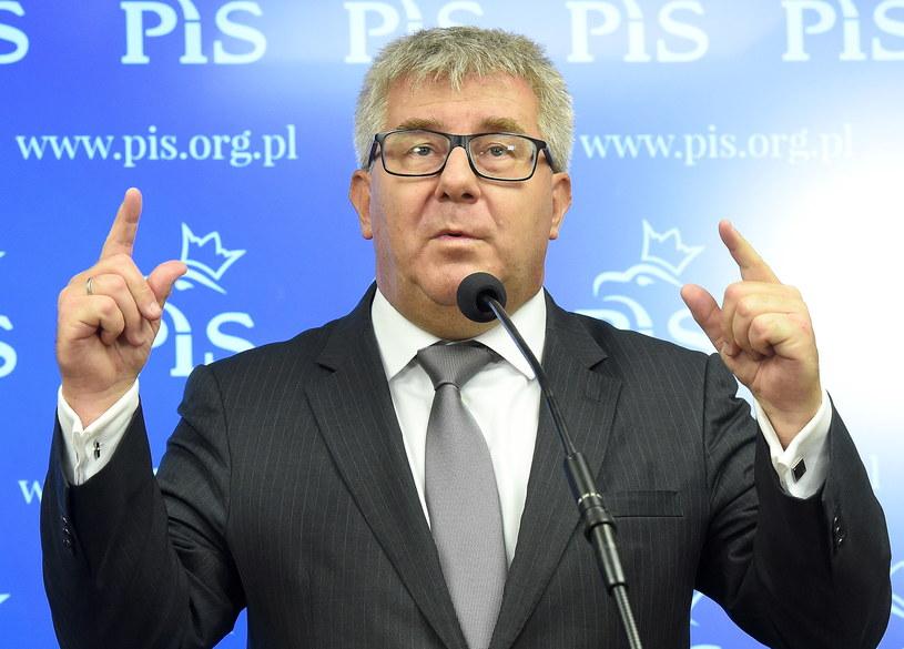 Ryszard Czarnecki /Radek Piertuszka /PAP