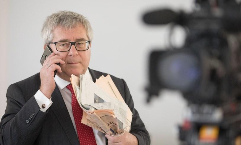 Ryszard Czarnecki /Tomasz Jastrzebowski/REPORTER /East News