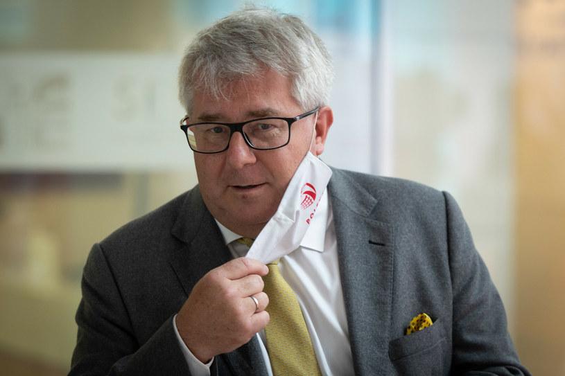 Ryszard Czarnecki / Jacek Domiński /Reporter