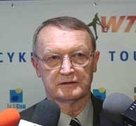 Ryszard Fijałkowski - dyrektor J&S Cup /INTERIA.PL