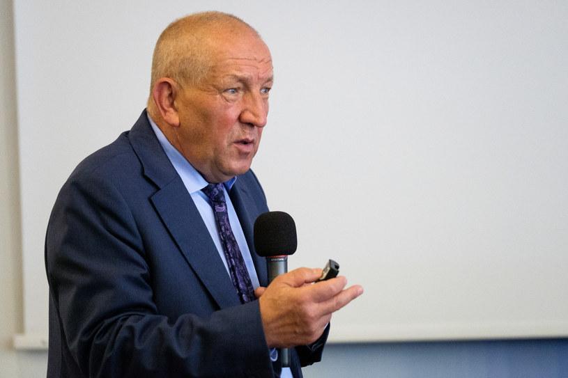 Ryszard Florek, założyciel i prezes Fakro. /Mateusz Grochocki /East News
